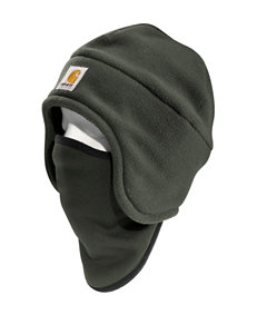 Carhartt® Solid Color Fleece 2-In-1 Headwear