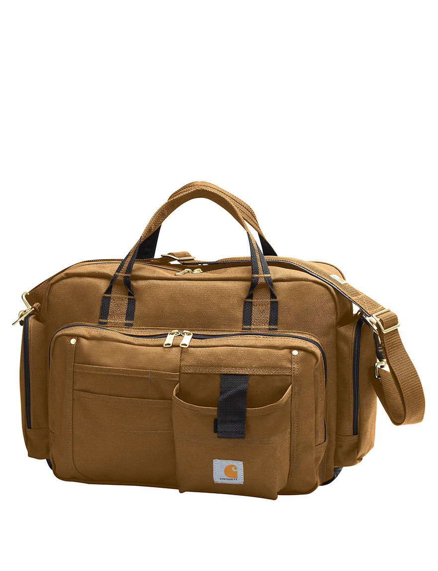 Carhartt Brown Briefcases