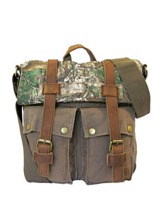 Realtree Olive Laptop & Messenger Bags