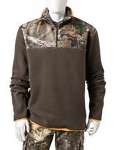 Earthletics Realtree® Xtra® Micro Fleece Camouflage Pullover
