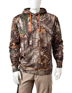 Realtree Brown Pull-overs