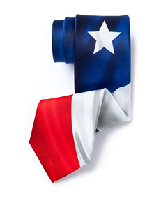 American Lifestyles™ Texas Flag Tie