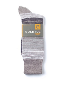 Gold Toe Grey