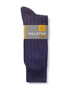 Gold Toe Navy