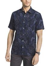 Van Heusen Hawaiian Print Shirt