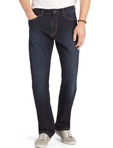 Izod Big Dark Blue Comfort Fit Jeans