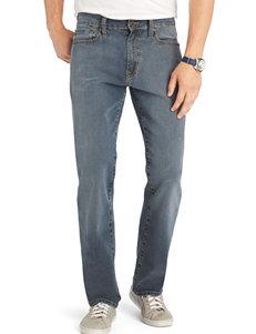 Izod Big Vintage Blue Comfort Fit Jeans