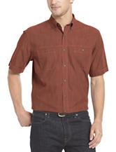 Arrow Solid Textured Sport Shirt