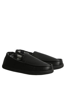The Black Series Moccasin Slipper