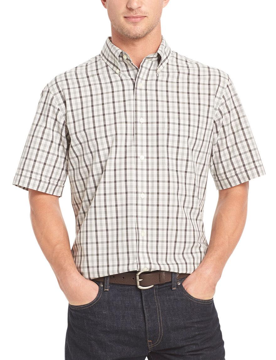 Arrow Raven Casual Button Down Shirts