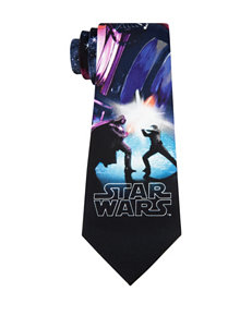 Star Wars Darth Vader & Luke Skywalker Dual Poster Tie