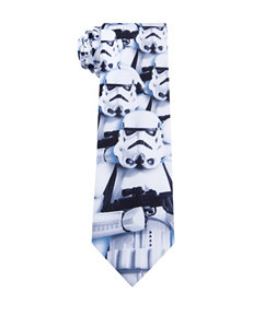 Star Wars Stormtrooper Army Tie