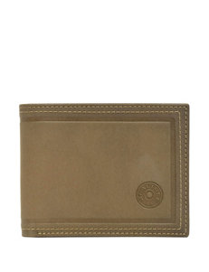 Realtree Brown Pass Case Wallet