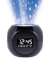 Sharper Image Starlight Clock