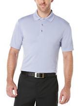 PGA Tour® Airflux Solid Mesh Polo Shirt