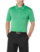 PGA Tour® Airflux Solid Mesh Polo Shirt