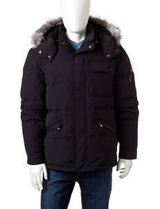 VRY WRM Black Insulated Jackets