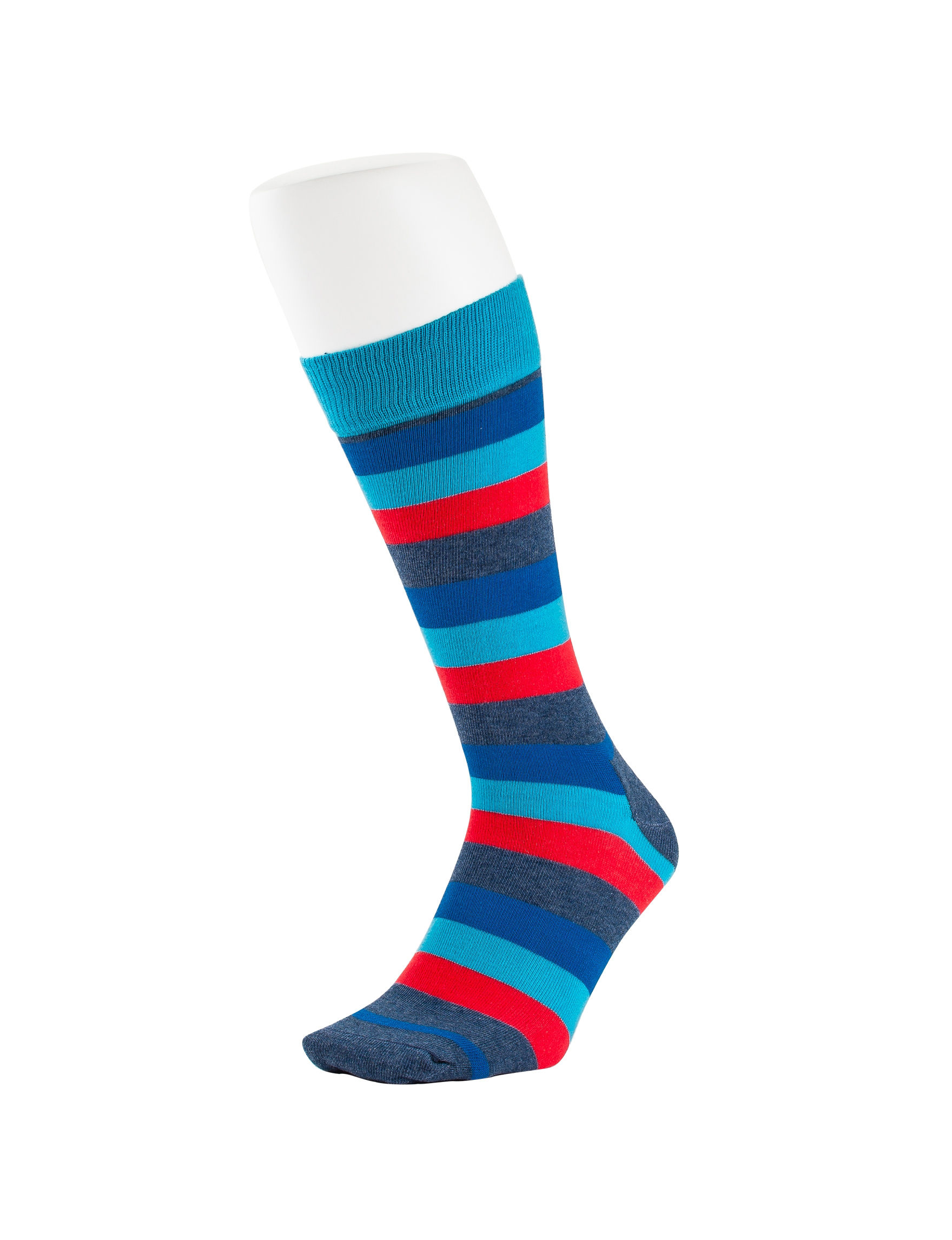 HS by Happy Socks Navy / Red Socks