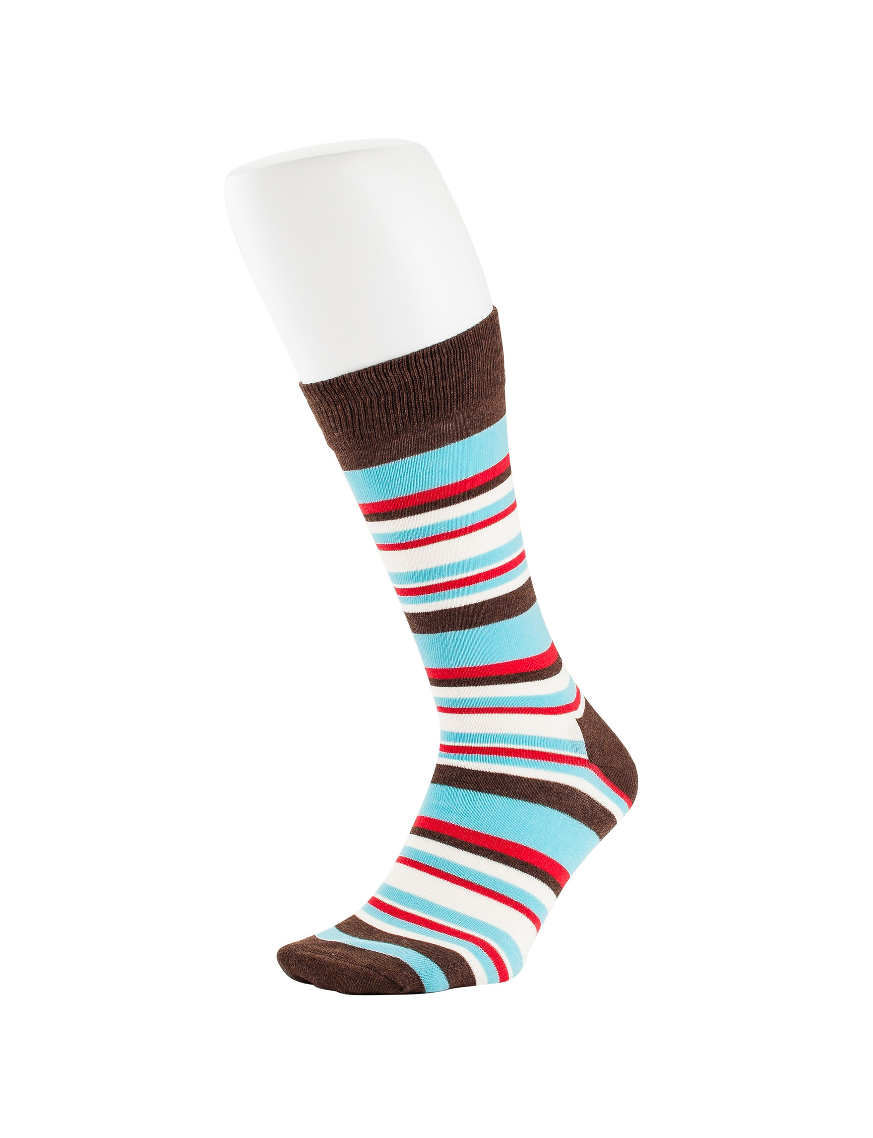 HS by Happy Socks Brown Socks