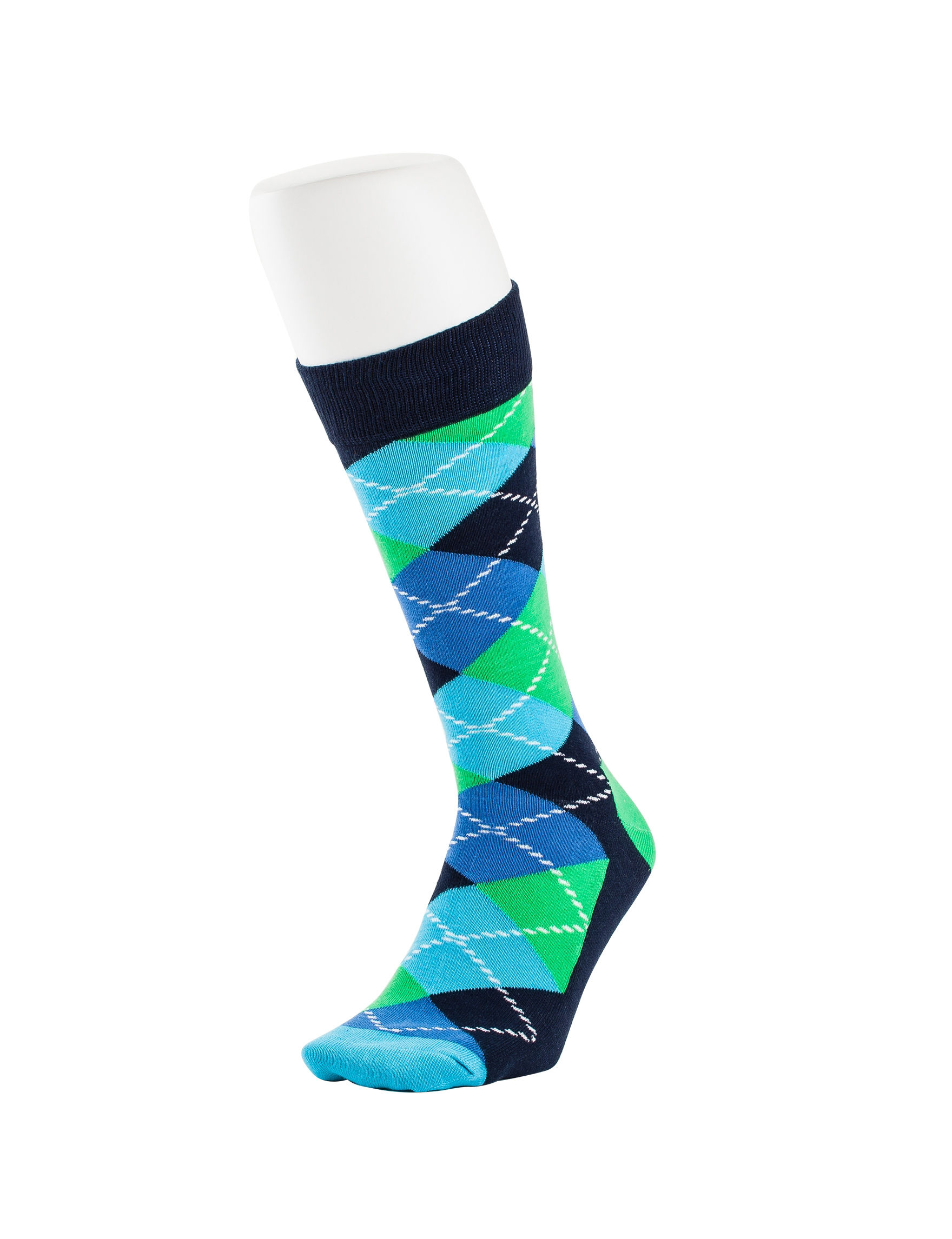 HS by Happy Socks Blue / Green Socks
