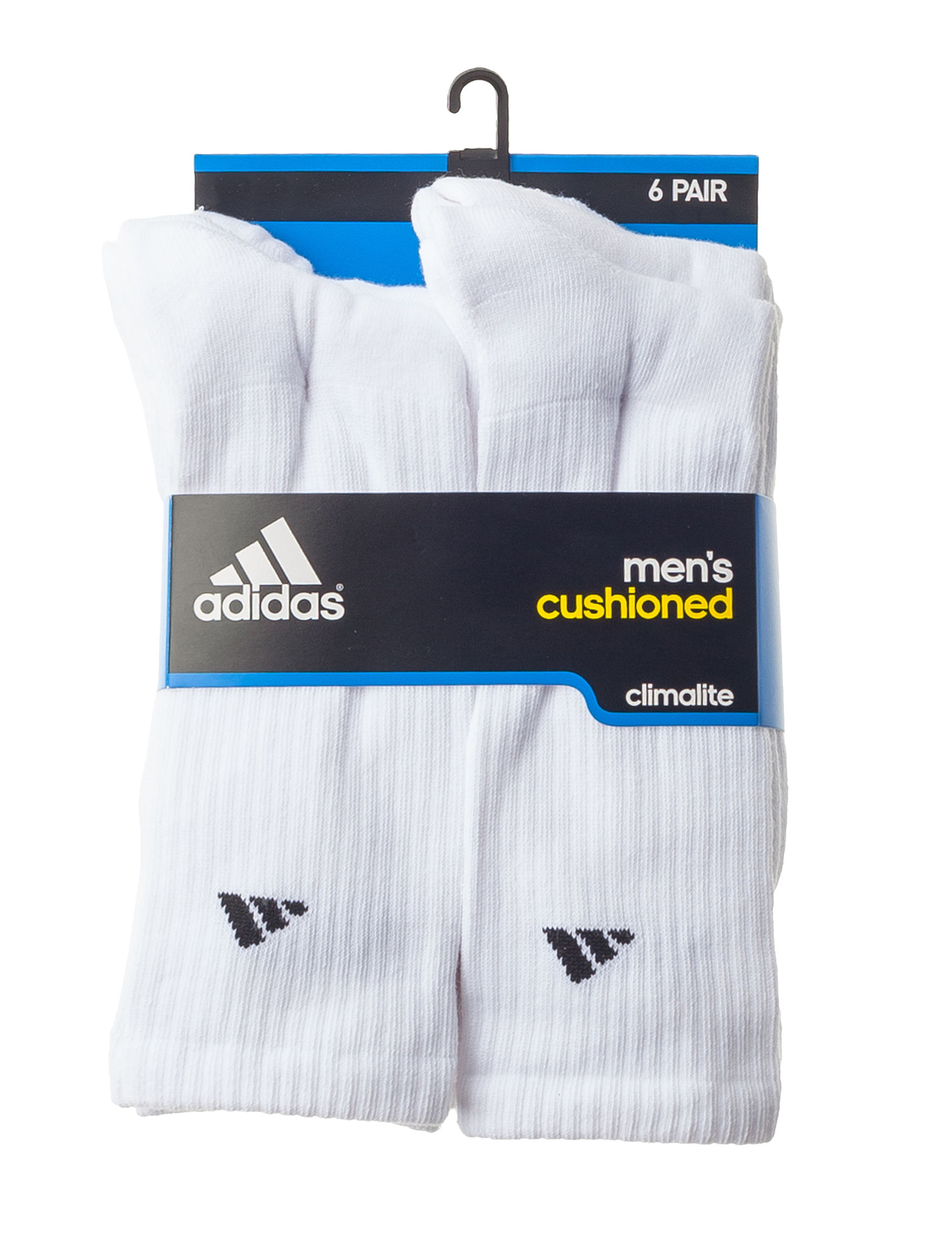 Adidas White Socks