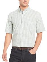 Arrow Men's Big & Tall Hamilton Multicolored Plaid Poplin Sport Shirt