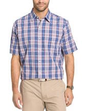 Arrow Men's Big & Tall Sea Jack Woven Sport Shirt