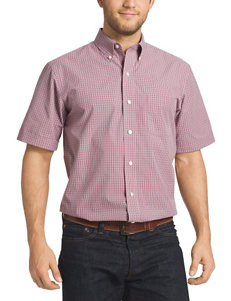 Arrow Renaissance Rose Casual Button Down Shirts