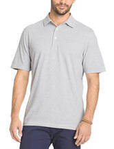 Arrow Men's Big & Tall Yard Striped Polo Shirt