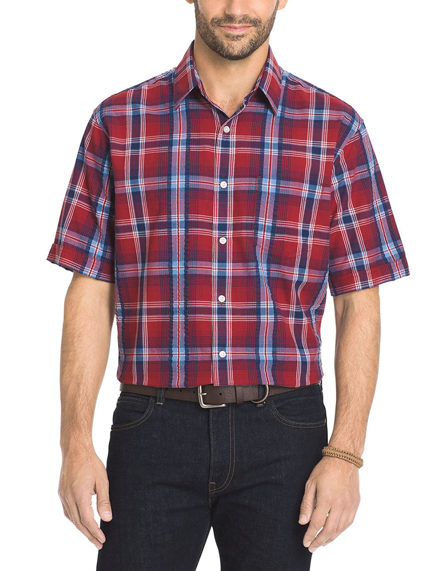 Arrow Rosewood Htr Casual Button Down Shirts