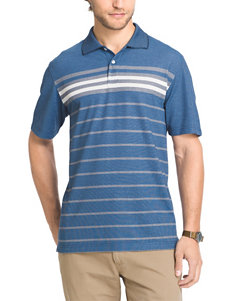 Arrow Men's Big & Tall Oxford Engineered Polo Shirt