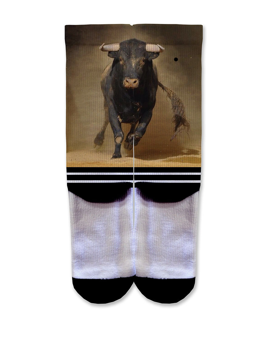 Icon White Socks