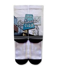 Icon White Socks