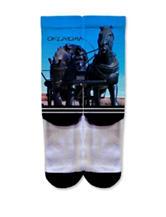 Icon Sooner Wagon Fashion Crew Socks
