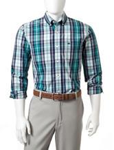 Dockers® Tonal Plaid Woven Shirt