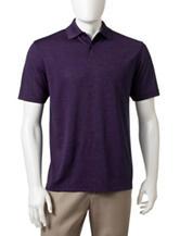 Haggar Marled Performance Polo Shirt