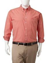 Dockers® Men's Big & Tall Checkered Print Sport Shirt