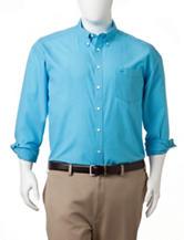 Dockers® Men's Big & Tall Mini-Windowpane Woven Shirt