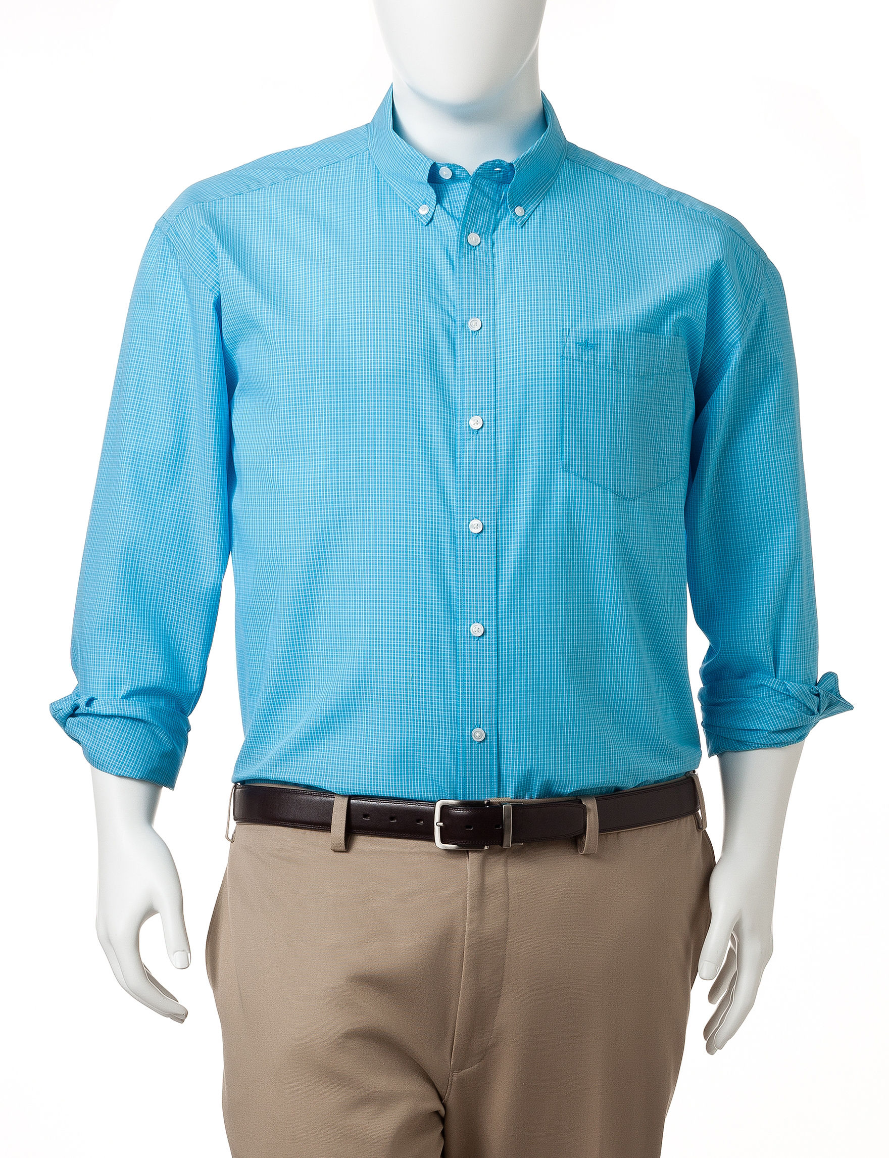 Dockers Edgewater Casual Button Down Shirts