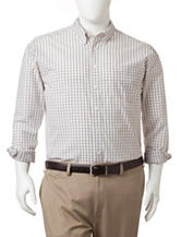 Dockers® Men's Big & Tall Tattersall Woven Shirt