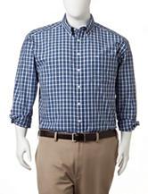 Dockers® Men's Big & Tall Glen Plaid Woven  Shirt