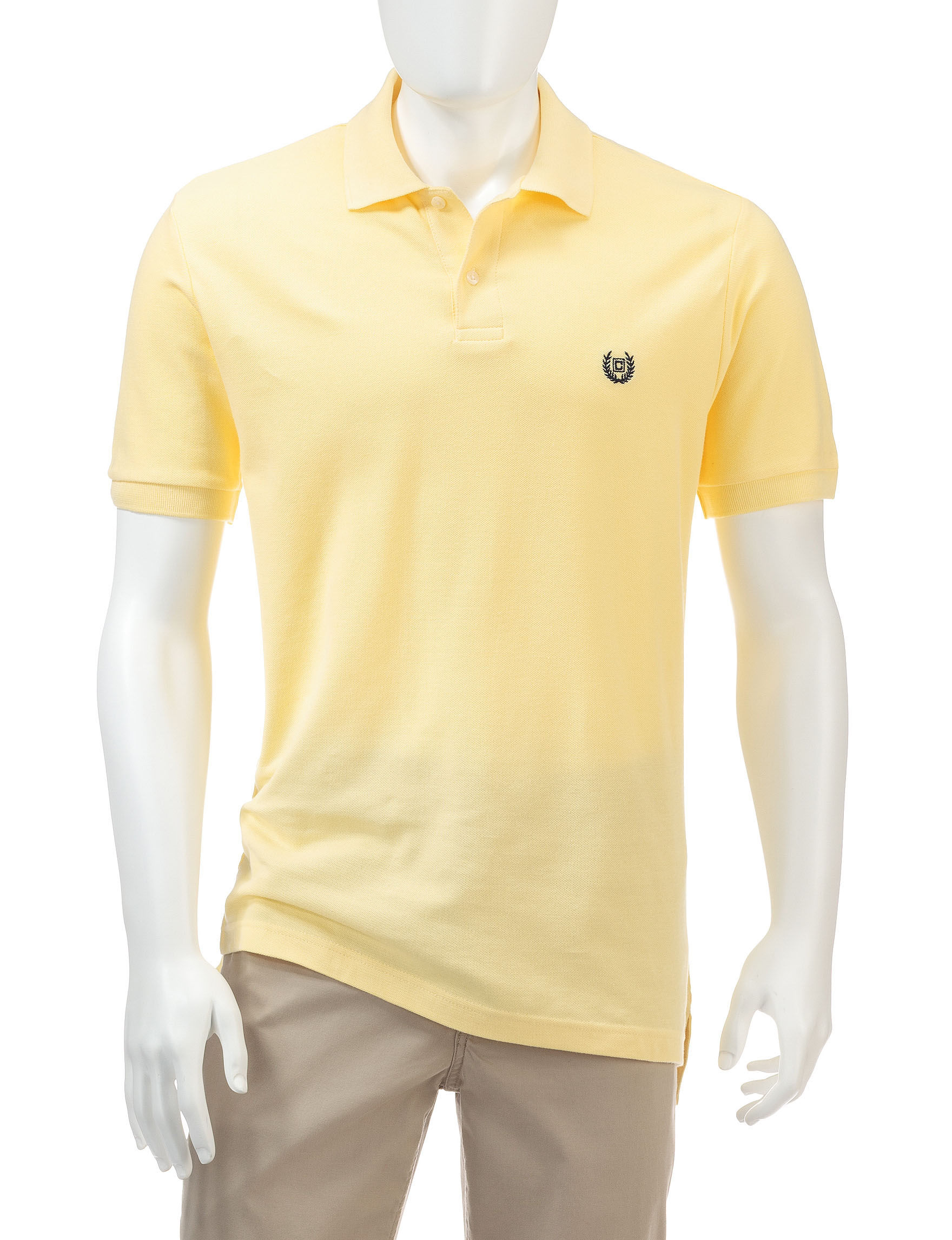 Chaps Yellow Polos