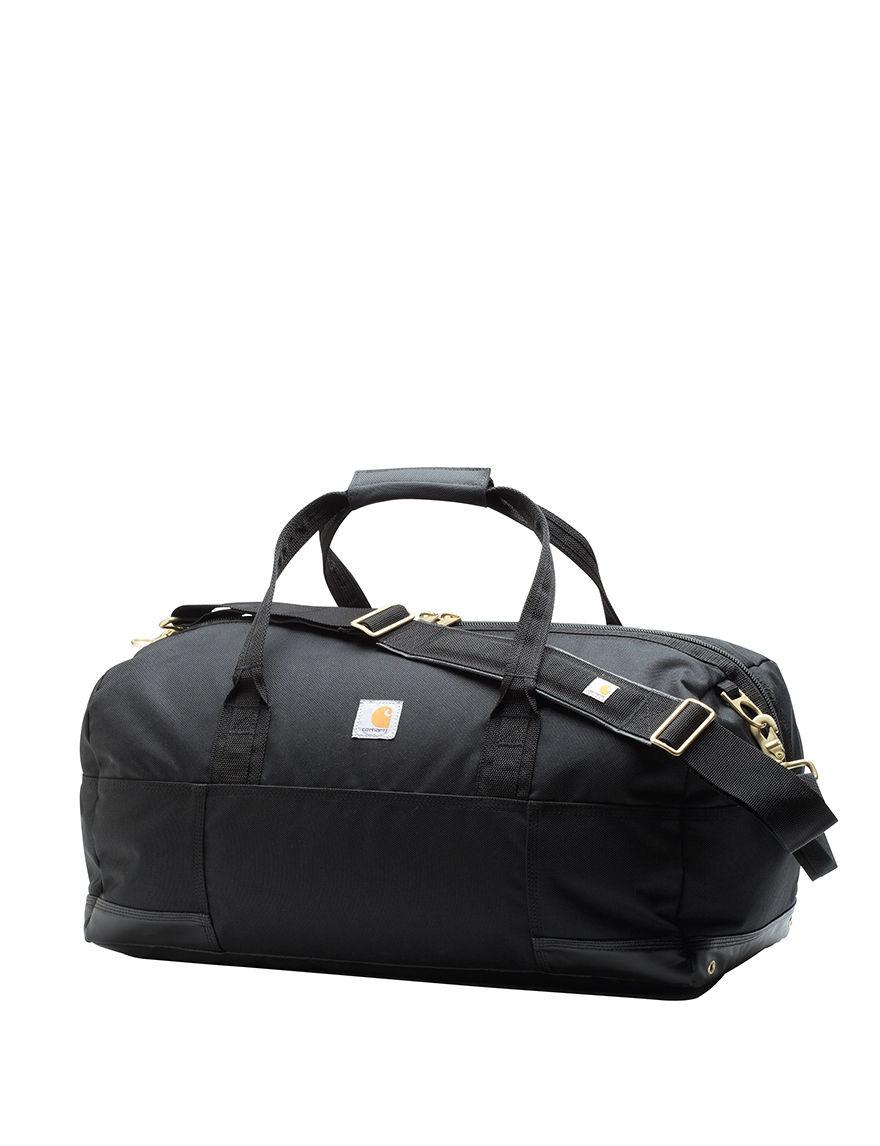 Carhartt Black Duffle Bags