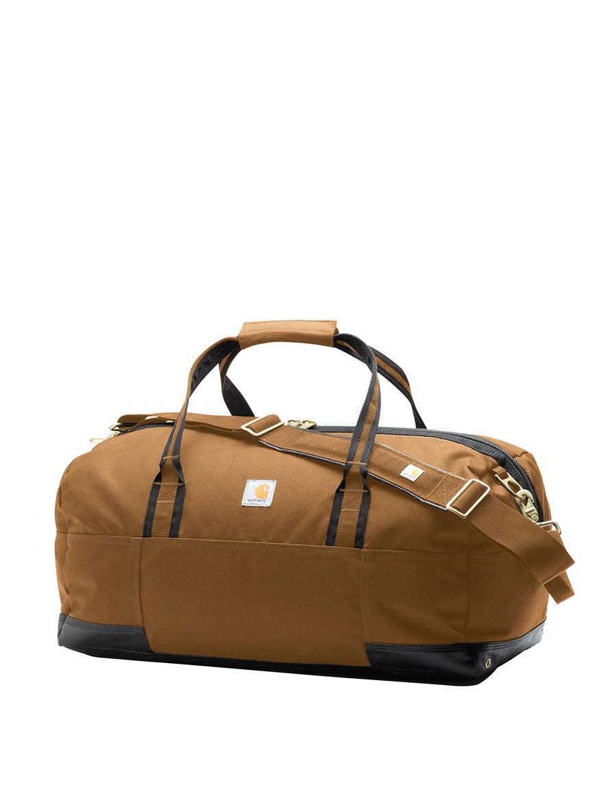 Carhartt Brown Duffle Bags