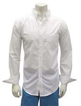 Chase Edward White Woven Shirt