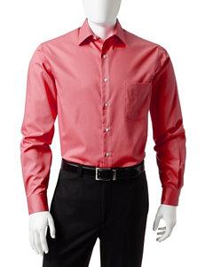 Van Heusen Solid Color Lux Dress Shirt
