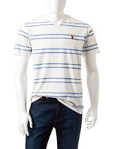 U.S. Polo Assn. Double Striped T-shirt