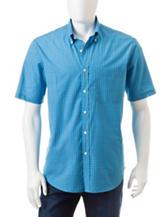 Sun River Multicolor Mini Check Print Woven Shirt