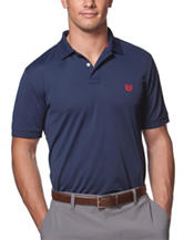 Chaps Navy Performance Polo Shirt