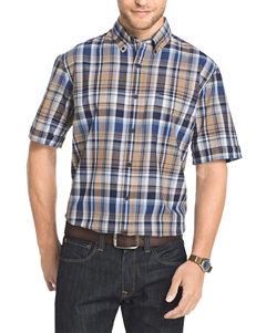 Arrow Navy Blazer Casual Button Down Shirts